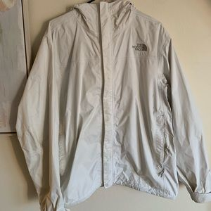 Men's the north face rain jacket